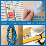 Items Every Homeowner Should Have On Hand