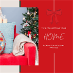 Tips for Getting Your Home Ready for Holiday Entertaining