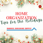 Home Organization Tips for the Holidays