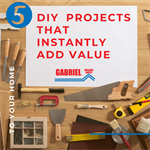 5 DIY Projects That Instantly Add Value to Your Home